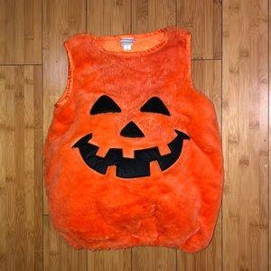 Pumpkin puffy costume